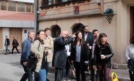 ULI Türkiye Yedinci Teknik Gezisi İçin Ayvansaray Üniversitesi'ne Yapıldı