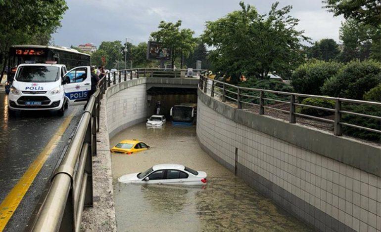 Ankara sel baskınına Mimarlar Odası açıklaması