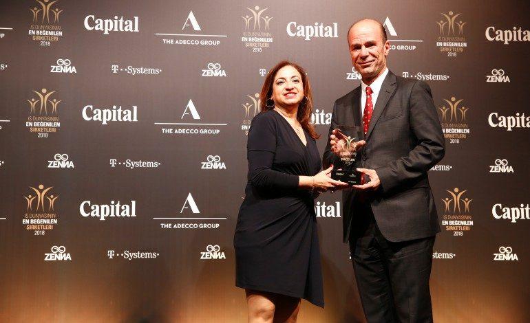 Betek, Türkiye'nin 'En Beğenilen Boya Şirketi' seçildi!