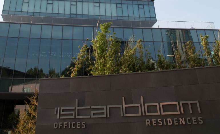 İstanbloom, Kentin Panoramasını Guardian Glass İle Yansıtıyor