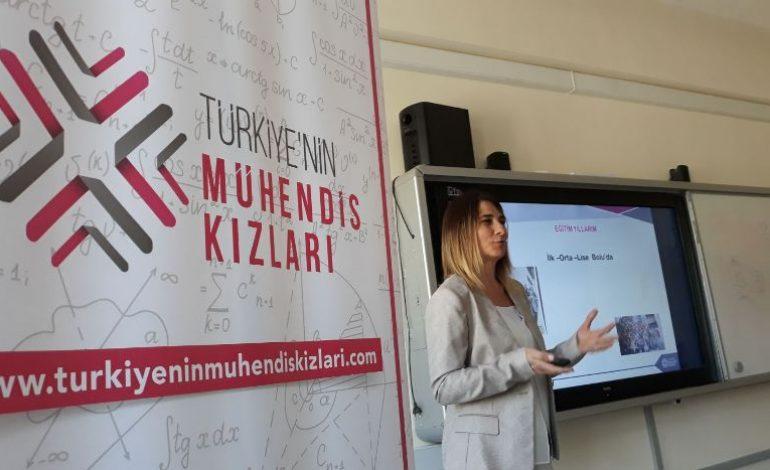 Türkiye'nin Mühendis Kızları Projesi Lise Programı'nda Rol Model Buluşmaları Gerçekleştirildi