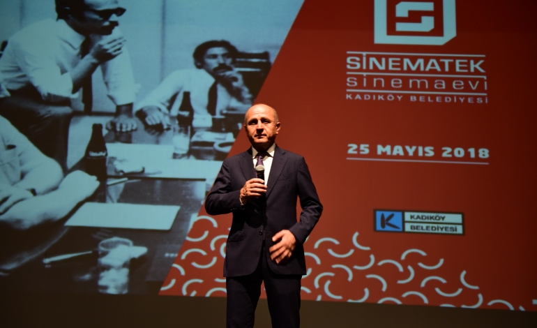 Sinematek/Sinemaevi Kadıköy'de Yeniden Hayat Buluyor