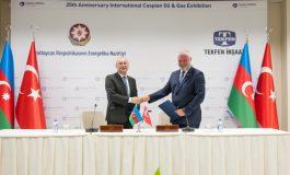 Tekfen İnşaat'tan Azerbaycan'da Stratejik İşbirliği İmzası