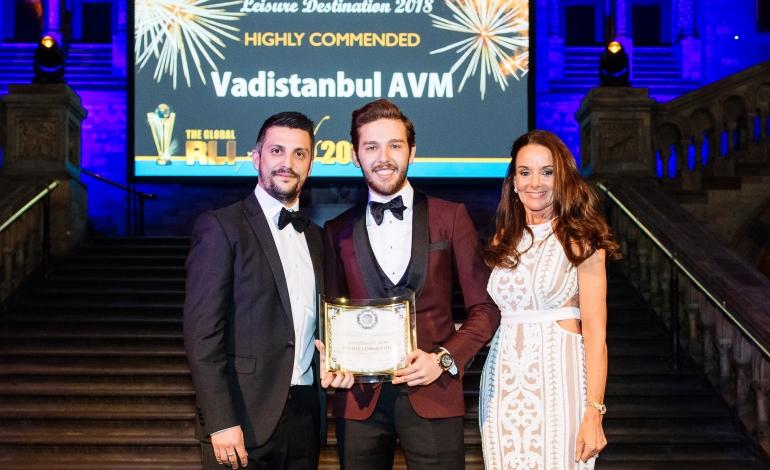 Vadistanbul'a Uluslararası bir ödül daha!