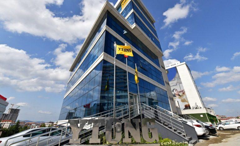 Türk Ytong yeni adresine taşınıyor