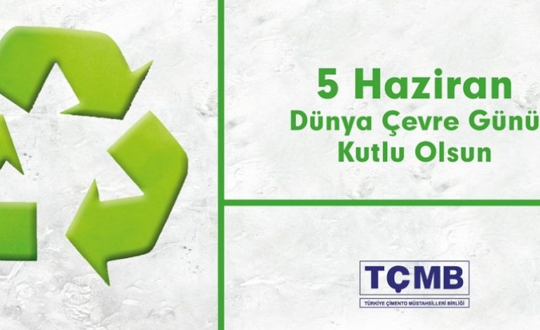 Türkiye Çimento Sektörü Atıkların Geri Kazanımını Destekliyor
