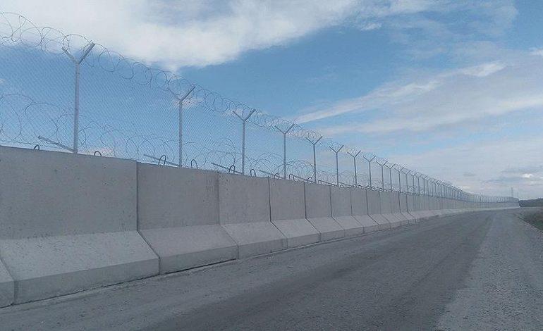 TOKİ, Suriye sınırındaki 564 kilometrelik güvenlik duvarını tamamladı