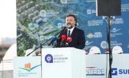 Türkiye'nin en büyük kentsel dönüşüm projesi Sur Yapı Antalya'nın temeli atıldı
