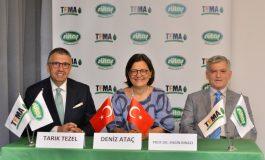Sütaş ve TEMA Vakfı, tarım topraklarının geleceği için organik ve organomineral gübre kullanımına dikkat çekti