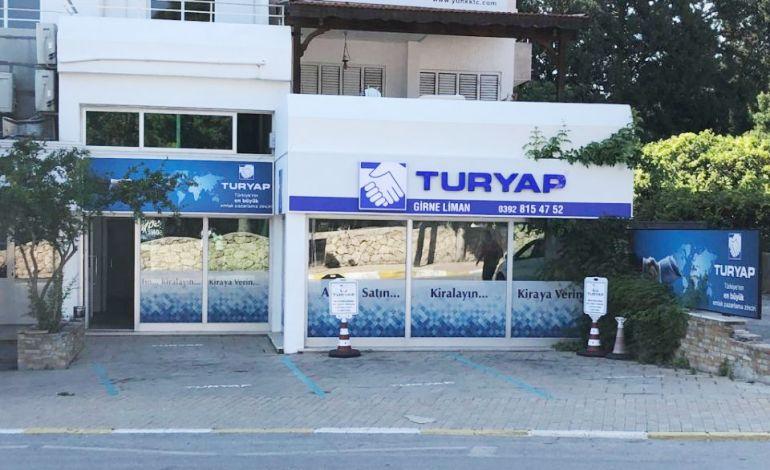 TURYAP, Girne Liman temsilciliği ile KKTC'deki temsilcilik sayısını 3'e çıkardı