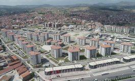 Yeni sosyal konutların inşa edileceği yerler belirlendi