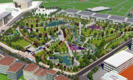 İlk Millet Bahçesi Örneği Zeytinburnu'na