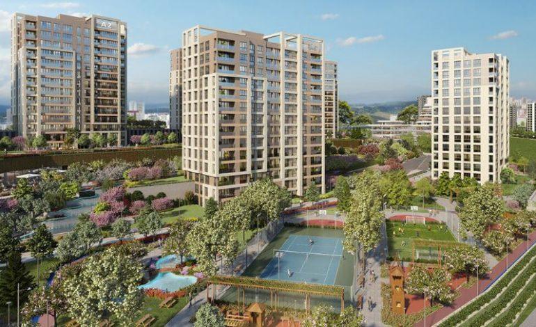 3. İstanbul Başakşehir'in son etabı Hasbahçe Evleri'nde bir ayda 276 konut satıldı!