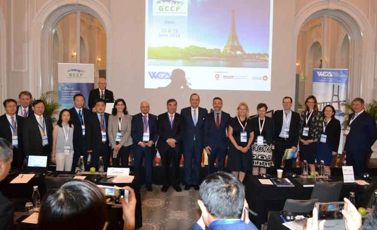 Dünya Çimento Birliği, iklim değişikliğiyle mücadelede ortak bir eylem planı için ilk adımı attı