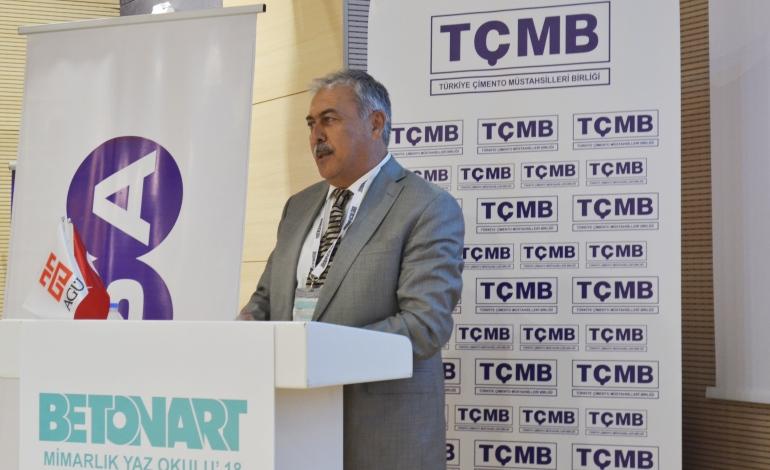 Betonart Mimarlık Yaz Okulu AGÜ'de Başladı