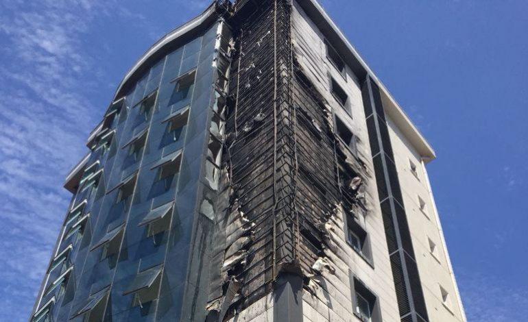 """İZODER Başkanı Levent Pelesen: """"Estetik ve ekonomik kaygıların yangın güvenliğinin önüne geçmesi yanlış"""""""