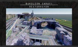 Boukoleon Sarayını İBB Restore Edecek