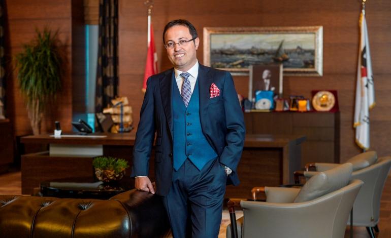 Dap Holding Yönetim Kurulu Başkanı Ziya Yılmaz: Bu Fırsat Kaçmaz