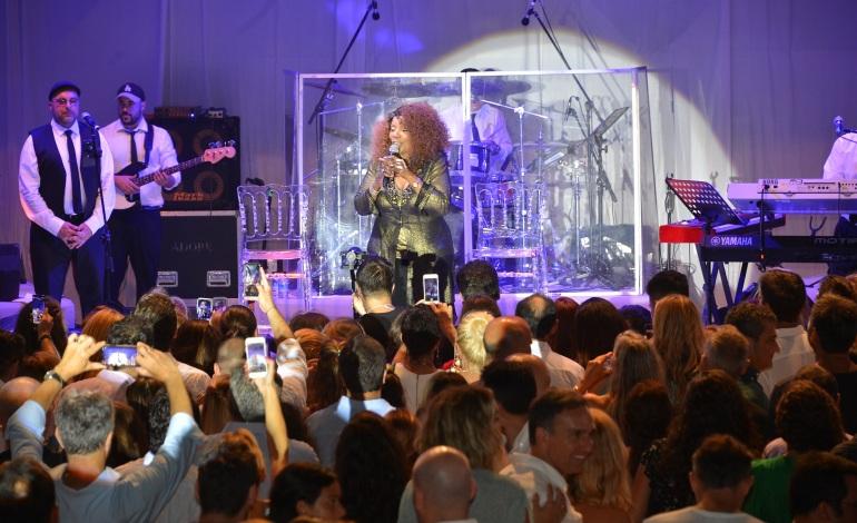 Bodrum'da Gloria Gaynor rüzgarı!