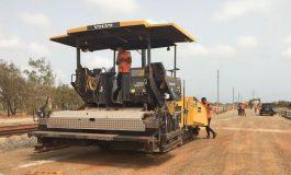Senegal Hızlı Tren Projesinde Volvo ve Yapıray İmzası