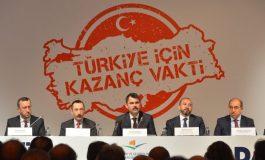 """""""Türkiye İçin Kazanç Vakti""""nde satılan konut 3 binin üzerine çıktı"""