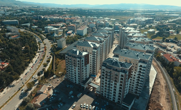Erzurum'da huzurlu yaşamın yeni adresi: Şehristan Konutları