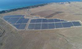 Akfen Yenilenebilir Enerji'nin 20 MW'lık Van güneş santrallerinde elektrik üretimi başladı