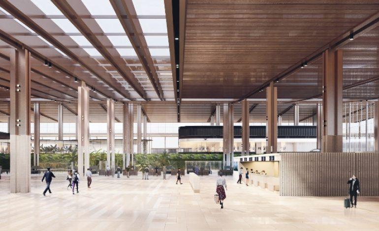 GMW MIMARLIK Geleceğin Havalimanlarını Analiz Etti