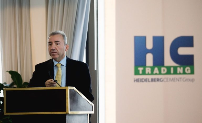 HCT, Türkiye'den 1 milyon ton çimento  satın alımı yapacak