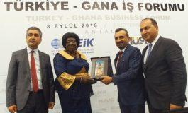 Antalya İş ve İnşaat Makinaları Fuarı Yapıldı