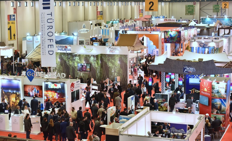 Turizm dünyasının en önemli buluşma noktası olan 23. EMITT Fuarı 31 Ocak'ta Kapılarını Açıyor
