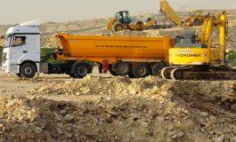 Ankara'lı hafriyat firması konkordato ilan etti