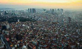İstanbul'un Yeşil Alan Oranı Yüzde 2,2