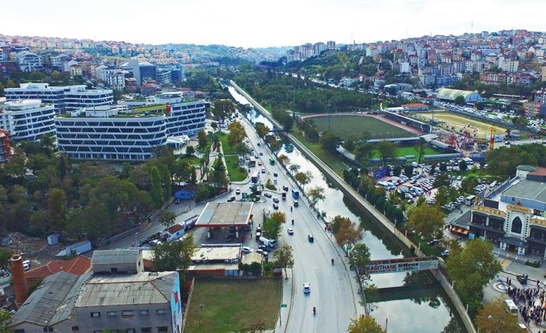 İstanbul Kağıthane'nin Konut Satışı Artıyor