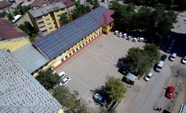 Elektrik üreten okul 4 yılda 240 bin lira kazandı