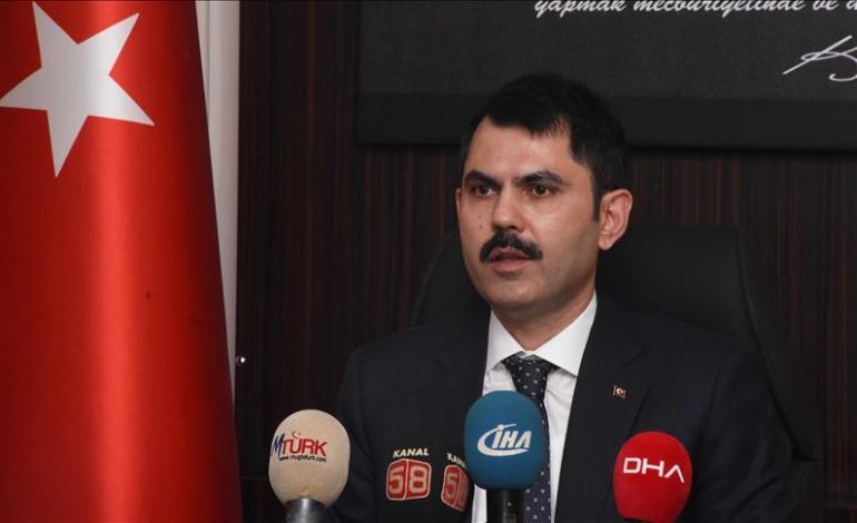 Murat Kurum, 'Dünya İdari Kentler Birliği' Toplantısında Konuştu
