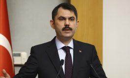 Çevre ve Şehircilik Bakanı Kurum: Birinci büyük problemimiz terörse ikincisi de çarpık kentleşme
