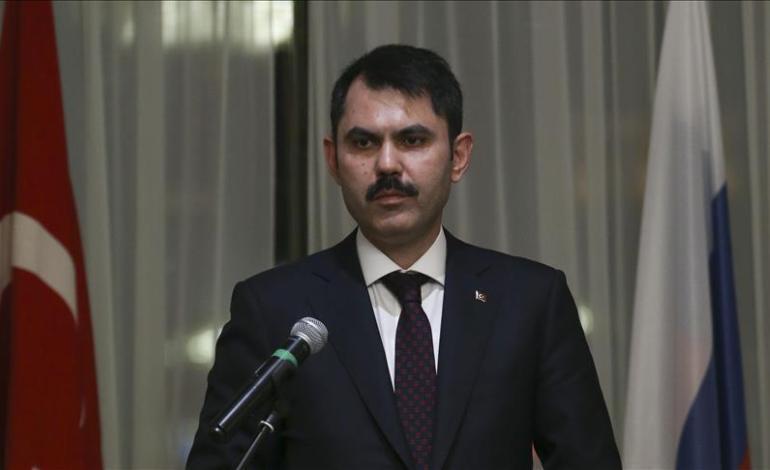 Çevre ve Şehircilik Bakanı Kurum: Hedefimiz yılda 300 bin konutu dönüştürmek