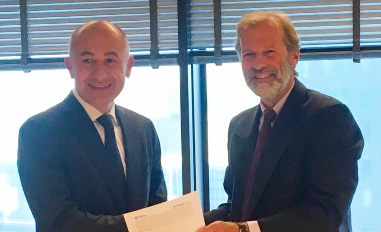 Rönesans Holding'ten Ceyhan Mega Petrokimya Endüstri Bölgesi'ne Özel Anlaşma