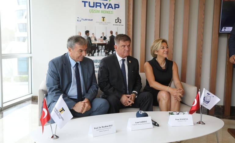 Çözüm Merkezleri TURYAP-Workinton İşbirliği İle Ülke Geneline Yayılıyor