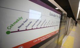 Üsküdar-Ümraniye-Çekmeköy metrosunun 2. etabı açılıyor