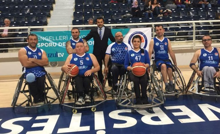 FuzulEv, 1453 Engeliler Spor Kulübü İle Sponsorluk Anlaşması Yeniledi
