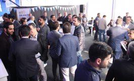 3. İstanbul projesinin 1.etap ticari ünitelerinin yarısı açık ihale ile satıldı