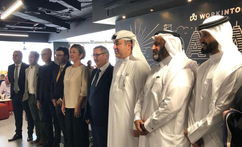 Alfardan Properties, ticari mülkiyet markasını, Workinton ortaklığı ile Doha'da faaliyete geçiriyor