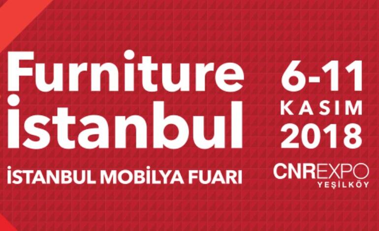Mobilyanın Devleri Furniture İstanbul'da Buluşuyor