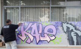 Kalesinterflex ile grafiti kültürü seramiğe taşındı