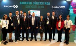 3. Ar-Ge & İnovasyon Zirvesi ve Sergisi'ne Akçansa Projeleri damga vurdu