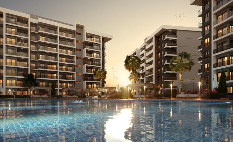Gergül İnşaat'ın Yeni Projesi Ataşehir Modern İzmir, Lansman Fiyatlarıyla 3 Kasım'da Satışta