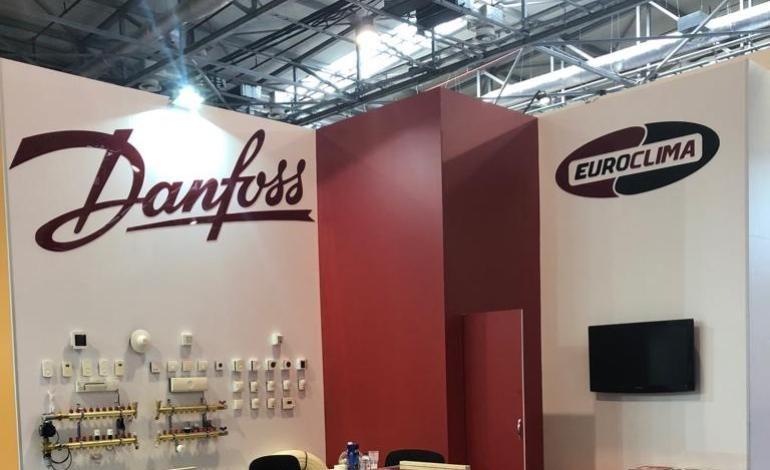 Danfoss, Uluslararası İnşaat Teknolojisi ve Ekipmanları Fuarı'nda