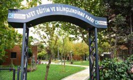 Türkiye'nin İlk Afet Eğitim Merkezi Kadıköy'de